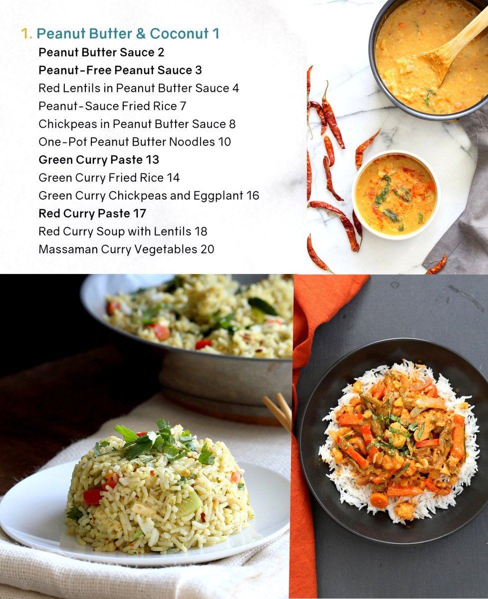 Chapter 1 Vegan Richa's Everyday Kitchen Cookbook