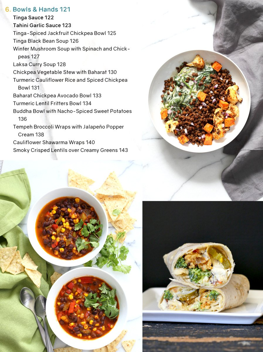 Chapter 6 Vegan Richa's Everyday Kitchen Cookbook