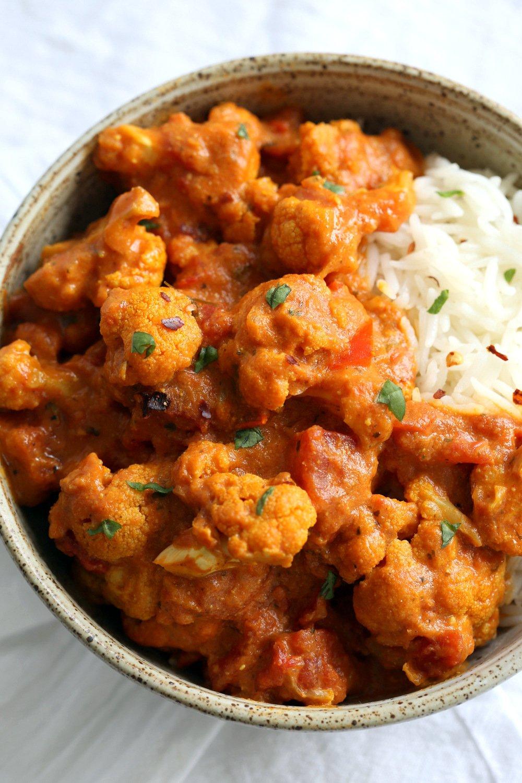 Instant Pot Tikka Masala - #Vegan Tikka Masala Sauce Recipe. Easy Tikka masala sauce, made in a Pressure Cooker. Saucepan option. Add veggies, tofu, chickpeas, vegan chickin subs. #Glutenfree #Soyfree #Nutfree#recipe #VeganRicha