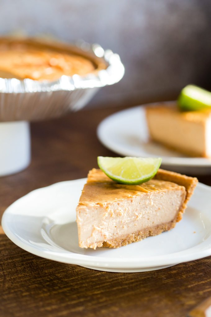 Vegan Baked Cheesecake