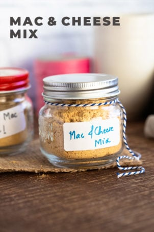 Vegan Mac and Cheese Powder – Cheese Mix Recipe