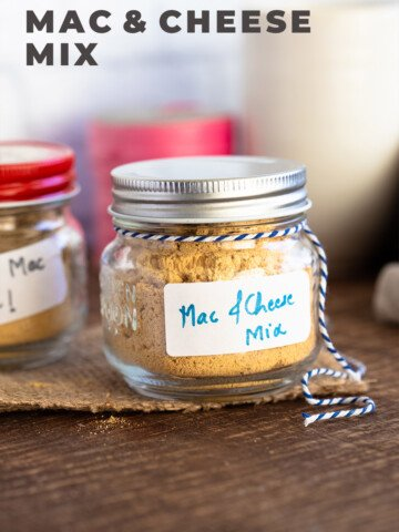 Mac and Cheese Mix