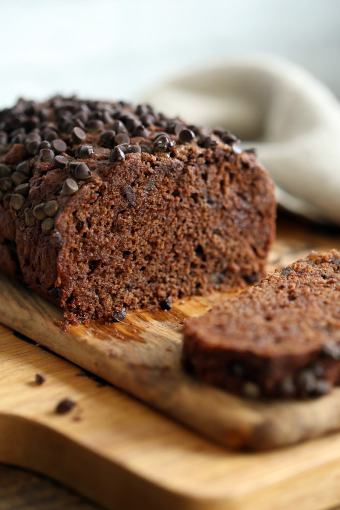 Vegan Chocolate Gingerbread Cake