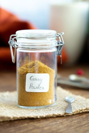 Curry Powder Recipe