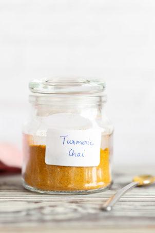 Golden Chai Mix for Turmeric Chai Latte
